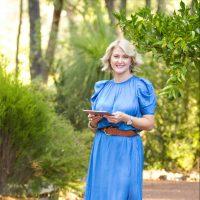 Penny Reynolds Celebrant at Darlington Estate Winery
